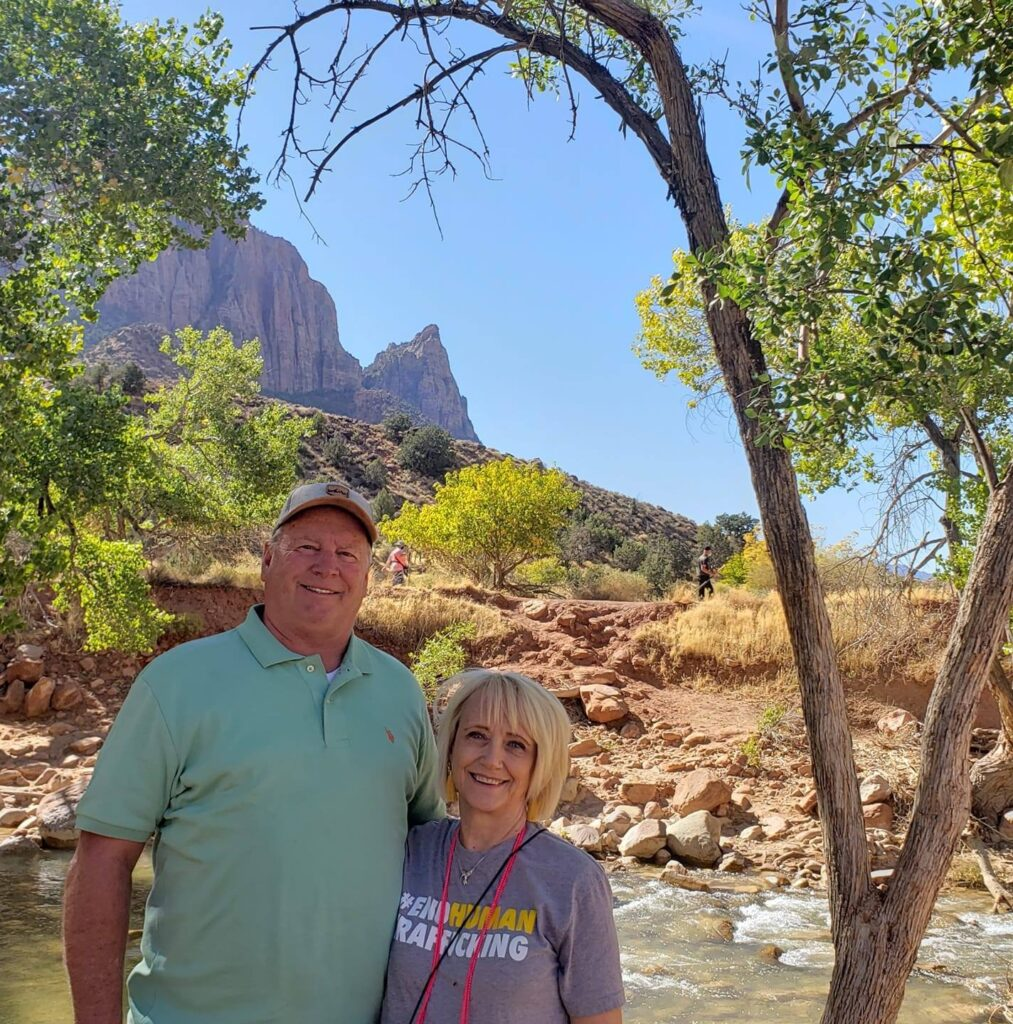 In the 80's, Scott was pronounced dead for 20 minutes. What he saw and how it changed his life is a story that millions of people around the world have found peace and comfort in. This is Scott and Connie Drummond.